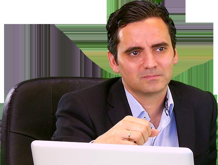 Javier Vilches especilista en derecho digital en Sevilla